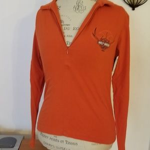 Harley-Davidson long sleeve T-shirt